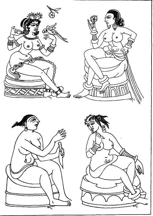 Любовники (Бхуванесвар, Орисса