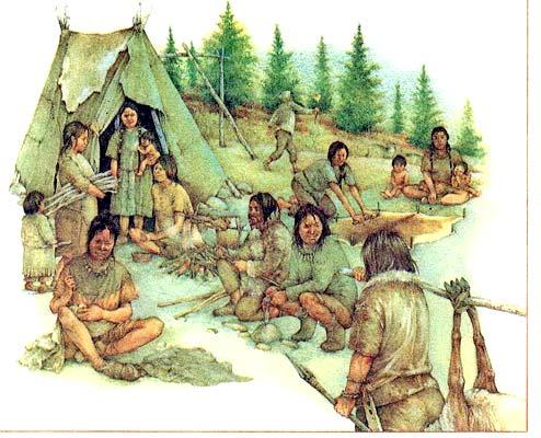 Древние собиратели и охотники доклад 1189