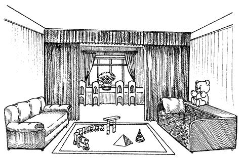 глава 2 дизайн интерьера детской комнаты детская комната